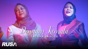 Lirik Lagu Dendam Kemala - Safura Yaacob