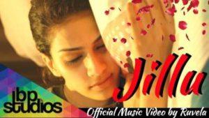 Jillu Song Lyrics - Ruvela