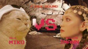 Lirik Lagu Sudahlah (Meow) - Sissy Imann