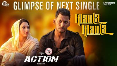 Maula Maula Song Lyrics - Action