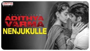 Nenjukulle Song Lyrics - Adithya Varma