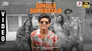 Single Superstar Song Lyrics - Ben Human