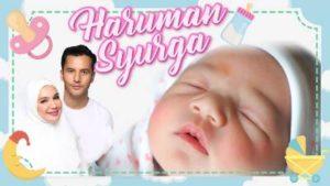 Lirik Lagu Haruman Syurga - Dato Aliff Syukri Feat Datin Shahida