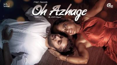 Oh Azhage Song Lyrics - Muhammad Afnan Ali & Harshini
