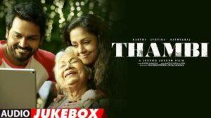 Thaalelo Song Lyrics - Thambi