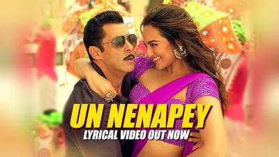 Un Nenapey Song Lyrics - Dabangg 3