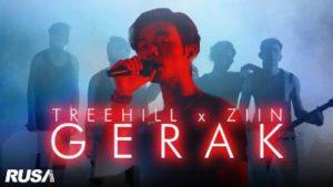 Lirik Lagu Gerak - Treehill x ZIIN