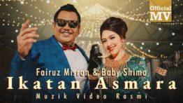 Lirik Lagu Ika0tan Asmara - Fairuz Misran & Baby Shima