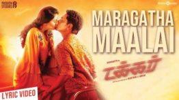 Maragatha Maalai Song Lyrics - Takkar