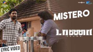 Mistero Song Lyrics - Taana