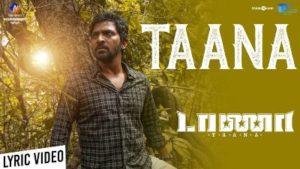 Taana Song Lyrics - Taana