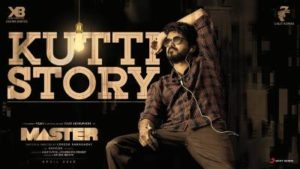 Kutti Story Song Lyrics - Master