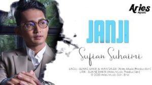 Lirik Lagu Janji - Sufian Suhaimi