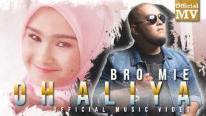 Lirik Lagu Oh Aliya - Bro Mie