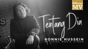 Lirik Lagu Tentang Dia - Ronnie Hussein