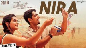 Nira Song Lyrics - Takkar