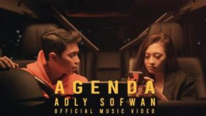 Lirik Lagu Agenda - Adly Sofwan