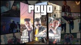 Lirik Lagu Poyo - Danial, Santesh & Noki K-Clique