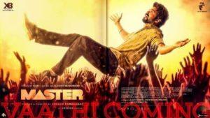 Vaathi Coming Song Lyrics - Master