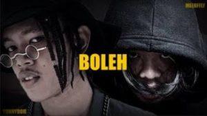 Lirik Lagu Boleh - MeerFly & Yonnyboii