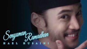 Lirik Lagu Senyuman Ramadhan - Hael Husaini