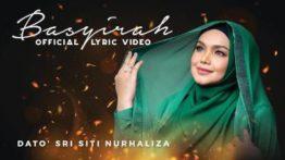Lirik Lagu Basyirah - Dato' Sri Siti Nurhaliza
