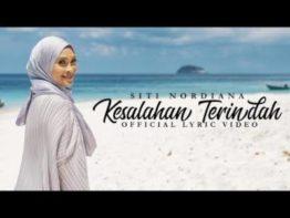 Lirik Lagu Kesalahan Terindah - Siti Nordiana