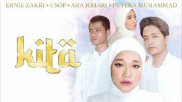 Lirik Lagu Kita - Ernie Zakri, Ara Johari, Usop & Putera Muhammad