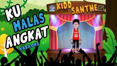 Lirik Lagu Ku Malas Angkat - Kidd Santhe