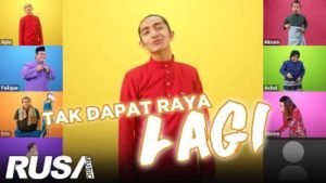 Lirik Lagu Tak Dapat Raya Lagi - Floor 88 & Baby Shima