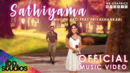 Sathiyama Song Lyrics - Mugen Rao Feat Priyashankari