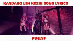Kandang Leh Kozhi Song Lyrics - Malaysian Tamil Song Lyrics