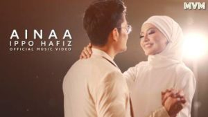 Lirik Lagu Ainaa - Ippo Hafiz