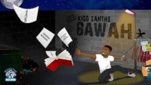 Lirik Lagu Bawah - Kidd Santhe