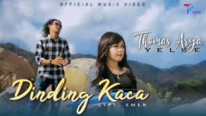 Lirik Lagu Dinding Kace - Thomas Arya Feat Yelse
