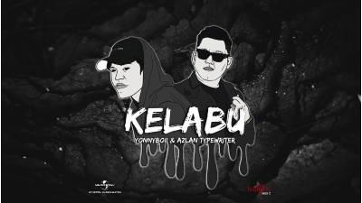 Lirik Lagu Kelabu - YonnyBoii Feat Azlan Typewriter