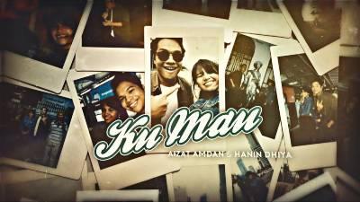 Lirik Lagu Ku Mau - Aizat Amdan & Hanin Dhiya