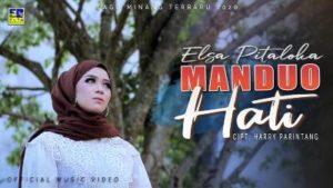 Lirik Lagu Manduo Hati - Elsa Pitaloka