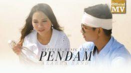 Lirik Lagu Pendam - Azarra Band