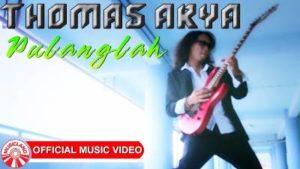 Lirik Lagu Pulanglah - Thomas Arya