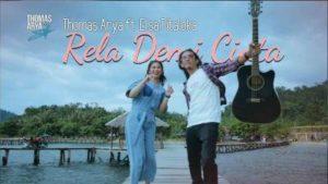 Lirik Lagu Rela Demi Cinta - Thomas Arya Feat Elsa Pitaloka