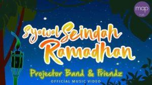 Lirik Lagu Syawal Seindah Ramadhan - Projector Band & Friendz