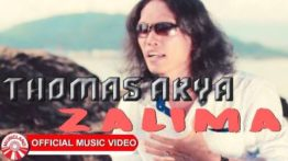 Lirik Lagu Zalima - Thomas Arya
