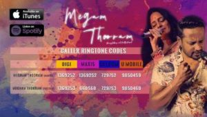 Megham Thooram Song Lyrics - Maney Villanz & Preetha Prasad