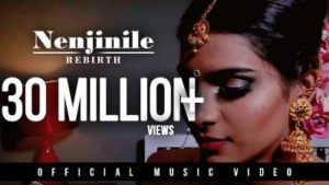Nenjinile Rebirth Song Lyrics - Chris G Feat MC Sai & Sahi Siva