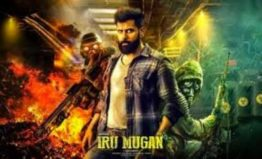 Irumugan Settai Song Lyrics - Iru Mugan