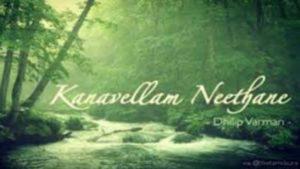 Kanavellam Neethane Song Lyrics - Dhilip Varman