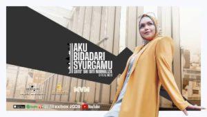 Lirik Lagu Aku Bidadari Syurgaku - Dato' Sri Siti Nurhaliza