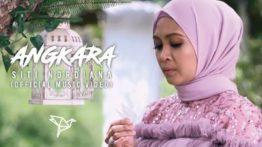 Lirik Lagu Angkara - Siti Nordiana