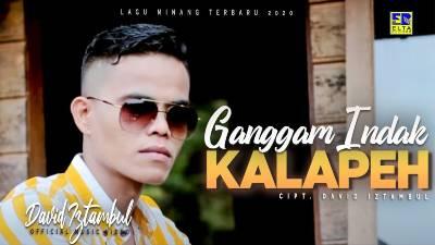 Lirik Lagu Ganggam Indak Kalapeh - David Iztambul